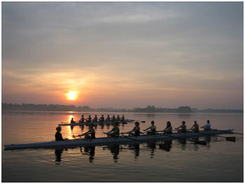 Recreataional Rowing
