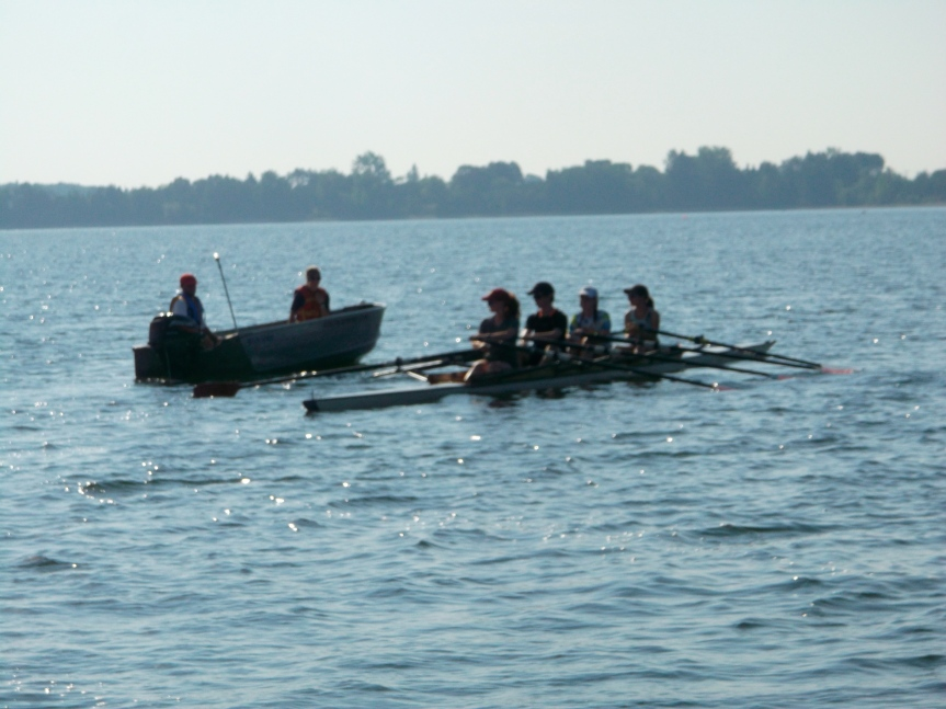 Fall Youth Learn to Row or Competitive Program